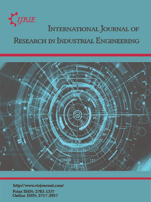 International Journal of Research in Industrial Engineering